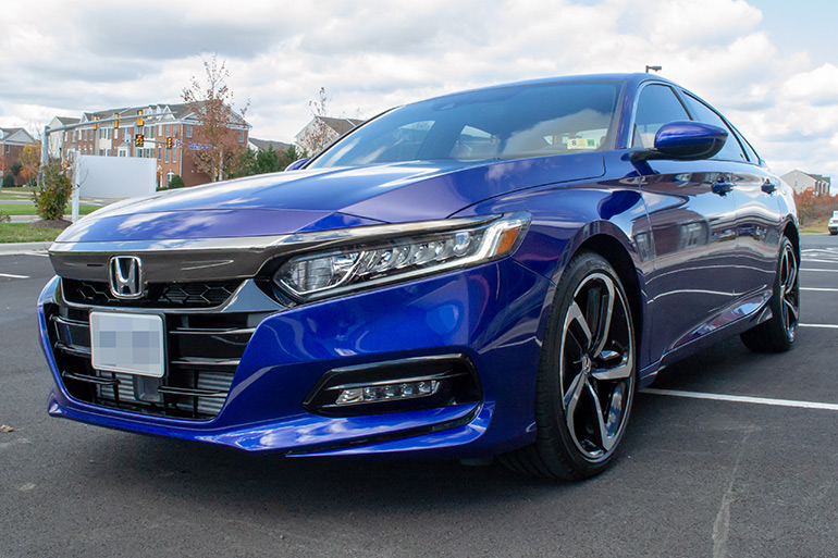 Accord Detailed by Tabula Rasa Fine Auto Detail